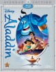 Aladdin (1992) - Diamond Edition (Blu-ray + DVD + Digital Copy) (CA Import ohne dt. Ton) Blu-ray