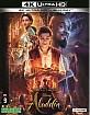 Aladdin (2019) 4K (4K UHD + Blu-ray) (FR Import) Blu-ray