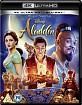 Aladdin (2019) 4K (4K UHD + Blu-ray) (UK Import) Blu-ray