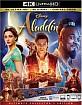 Aladdin (2019) 4K (4K UHD + Blu-ray + Digital Copy) (US Import) Blu-ray