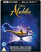 Aladdin (2019) 4K - Zavvi Exclusive Limited Edition Steelbook (4K UHD + Blu-ray) (UK Import) Blu-ray
