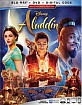 Aladdin (2019) (Blu-ray + DVD + Digital Copy) (US Import ohne dt. Ton) Blu-ray