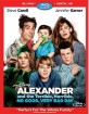 Alexander and the Terrible, Horrible, No Good, Very Bad Day (2014) (Blu-ray + UV Copy) (US Import ohne dt. Ton) Blu-ray