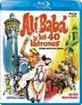 Alí Babá y los 40 ladrones (ES Import) Blu-ray