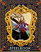 Alice Through the Looking Glass 3D - Novamedia Exclusive Limited Full Slip Steelbook (KR Import ohne dt. Ton) Blu-ray