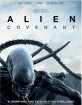 Alien: Covenant (Blu-ray + DVD + UV Copy) (US Import ohne dt. Ton) Blu-ray