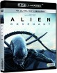 Alien: Covenant 4K (4K UHD + Blu-ray) (ES Import) Blu-ray