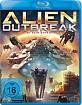Alien Outbreak - Es gibt kein entkommen! Blu-ray