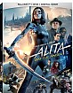 Alita: Battle Angel (2019) (Blu-ray + DVD + Digital Copy) (US Import ohne dt. Ton) Blu-ray