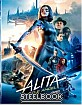 Alita: Battle Angel (2019) 3D - WeET Exclusive Collection #13 Fullslip Type A3 Steelbook (Blu-ray 3D + Blu-ray) (KR Import ohne dt. Ton) Blu-ray