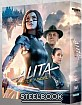 Alita: Battle Angel (2019) 4K - Blufans Exclusive OAB #39 Lenticular Slip Edition Steelbook (CN Import) Blu-ray