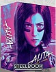 Alita: Battle Angel (2019) 4K - Blufans Exclusive OAB #39 Steelbook - Box Set (CN Import) Blu-ray