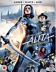 Alita: Battle Angel (2019) 4K (4K UHD + Blu-ray 3D + Blu-ray + Digital Copy) (UK Import) Blu-ray