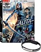 Alita: Battle Angel (2019) - Target Exclusive USB Charging Wristband (Blu-ray + DVD + Digital Copy) (US Import ohne dt. Ton) Blu-ray