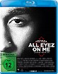 All Eyez on Me - Legends never die Blu-ray