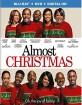 Almost Christmas (2016) (Blu-ray + DVD + Digital HD + UV Copy) (US Import ohne dt. Ton) Blu-ray