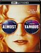 Almost Famous 4K - 20th Anniversary Edition - Theatrical and Extended (4K UHD + Blu-ray) (UK Import ohne dt. Ton)