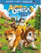 Alpha and Omega 3: The Great Wolf Games - Walmart Exclusive (Blu-ray + DVD + UV Copy) (Region A - US Import ohne dt. Ton) Blu-ray