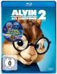 Alvin und die Chipmunks 2 (Neuauflage) Blu-ray