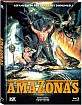 Amazonas - Gefangen in der Hölle des Dschungels (Limited Mediabook Edition) (Cover A) (AT Import) Blu-ray