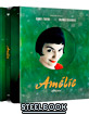 Amélie - KimchiDVD Exclusive Limited Type A Full Slip Edition Steelbook (KR Import ohne dt. Ton) Blu-ray