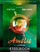 Amélie - KimchiDVD Exclusive Limited Type C Lenticular Edition Steelbook (KR Import ohne dt. Ton) Blu-ray