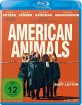 American Animals (2018) Blu-ray