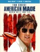American Made (2017) (Blu-ray + DVD + UV Copy) (US Import ohne dt. Ton) Blu-ray