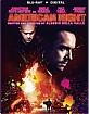 American Night (2021) (Blu-ray + Digital Copy) (Region A - US Import ohne dt. Ton) Blu-ray