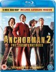 Anchorman 2: The Legend Continues (UK Import ohne dt. Ton) Blu-ray
