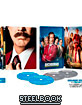 Anchorman: The Legend of Ron Burgundy + Anchorman 2: The Legend Continues - Walmart Exclusive Steelbook (US Import ohne dt. Ton) Blu-ray