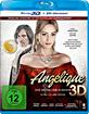 Angélique - Eine grosse Liebe in Gefahr 3D (Blu-ray 3D) Blu-ray