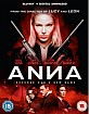 Anna (2019) (Blu-ray + Digital Copy) (UK Import ohne dt. Ton) Blu-ray