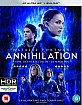 Annihilation (2017) 4K (4K UHD + Blu-ray) (UK Import ohne dt. Ton) Blu-ray