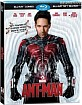 Ant-Man (2015) 3D (Blu-ray 3D + Blu-ray) (TH Import ohne dt. Ton) Blu-ray