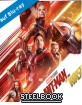 Ant-Man and the Wasp 3D - Limited Edition Steelbook (Blu-ray 3D + Blu-ray) (CH Import)
