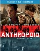 Anthropoid (2016) (Blu-ray + DVD + UV Copy) (US Import ohne dt. Ton) Blu-ray