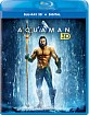 Aquaman (2018) 3D - Amazon Exclusive (Blu-ray 3D + Digital Copy) (US Import ohne dt. Ton) Blu-ray