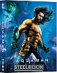 Aquaman (2018) 3D - Manta Lab Exclusive #24 Double Lenticular Edition Steelbook (Blu-ray 3D + Blu-ray) (HK Import ohne dt. Ton) Blu-ray