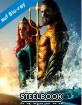 Aquaman (2018) 3D (Limited Steelbook Edition) (Blu-ray 3D + Blu-ray)