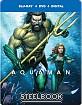 Aquaman (2018) - Best Buy Exclusive Steelbook (Blu-ray + DVD + Digital Copy) (US Import ohne dt. Ton) Blu-ray