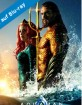 Aquaman (2018) (Illustrated Artwork) (Limited Steelbook Edition)