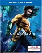 Aquaman (2018) - Target Exclusive Digibook (Blu-ray + DVD + Digital Copy) (US Import ohne dt. Ton) Blu-ray