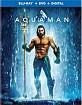 Aquaman (2018) (Blu-ray + DVD + Digital Copy) (US Import ohne dt. Ton) Blu-ray