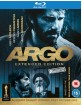 Argo (2012) - Kinofassung & Extended Cut - Collector's Edition (UK Import) Blu-ray