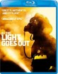 As the Light Goes Out (Region A - US Import ohne dt. Ton) Blu-ray