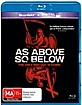 As Above So Below - Sanity Exclusive (Blu-ray + UV Copy) (AU Import ohne dt. Ton) Blu-ray