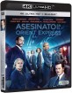 Asesinato en el Orient Express (2017) 4K (4K UHD + Blu-ray) (ES Import) Blu-ray