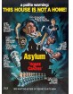 Asylum - Irrgarten des Schreckens (Limited X-Rated Eurocult Collection #53) (Cover E) Blu-ray