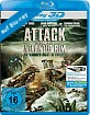 Attack from the Atlantic Rim 3D (Blu-ray 3D) (2. Neuauflage)